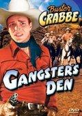 Gangster's Den 海报