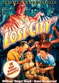 The Lost City 海报