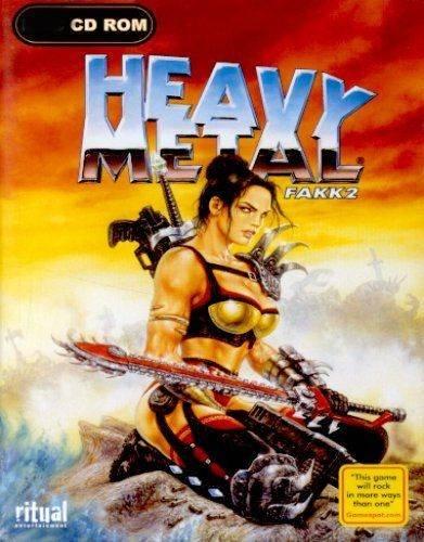 重金属战士_重金属战士2(HeavyMetal:F.A.K.K.2)-游戏图片|图片下载|游戏壁纸