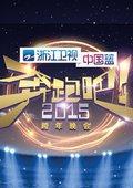 2015浙江卫视跨年晚会 海报