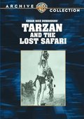 Tarzan and the Lost Safari 海报