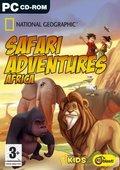 国家地理野外探险:非洲 海报