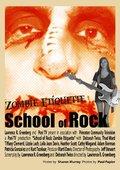 School of Rock: Zombie Etiquette 海报
