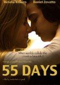 55 Days 海报