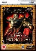 两个世界:史诗版 海报
