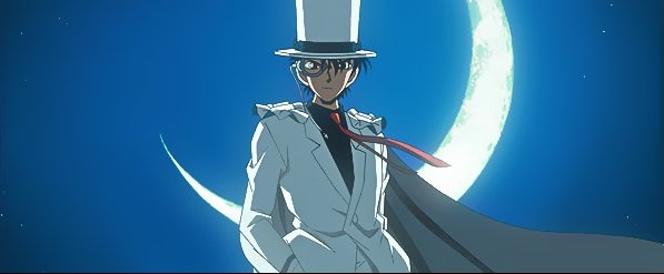 名侦探柯南:世纪末的魔术师