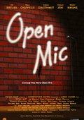 Open Mic 海报