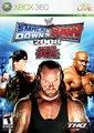 美国职业摔跤联盟2008