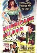Hurricane Island 海报