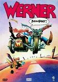 Werner - Beinhart! 海报
