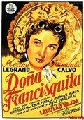 Doña Francisquita 海报