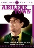 Abilene Town 海报