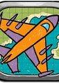 飞行控制的涂鸦板