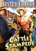 Cattle Stampede 海报