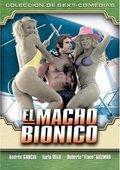 El macho bionico 海报