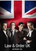 法律与秩序 英版 第四季 海报