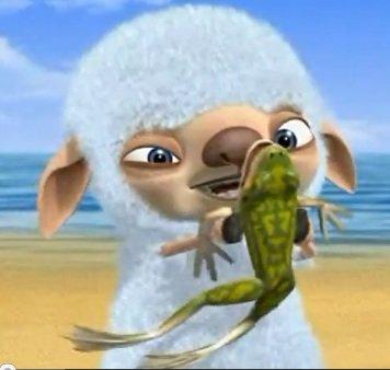 Ovečka  na   Ostrově /  Sheep  in the Island / (2008 - 2017)
