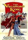 The Vagabond King 海报