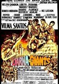 Darna and the Giants 海报