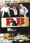 P & B 海报