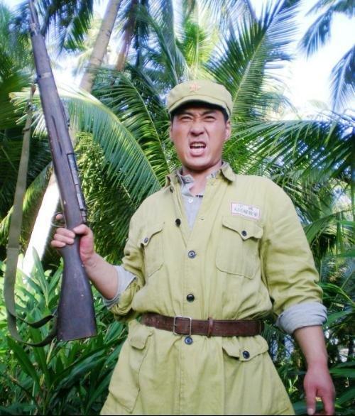 解放海南岛
