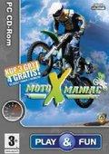 疯狂摩托车赛 海报