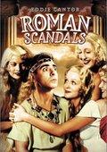 Roman Scandals 海报