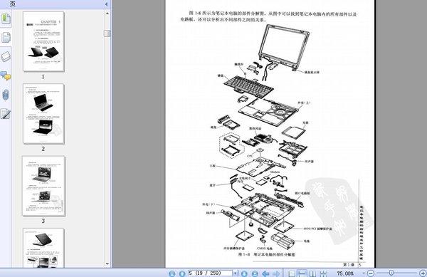 新版笔记本电脑常见故障实修演练 - 爱书公寓 - 爱书公寓:爱看,爱听,爱生活。