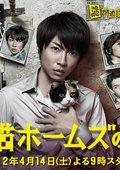 三色猫福尔摩斯的推理 海报
