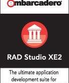 Среда проектирования RAD Studio XE2 Architect идеально подходит для разрабо