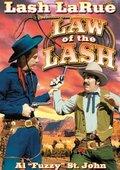 Law of the Lash 海报