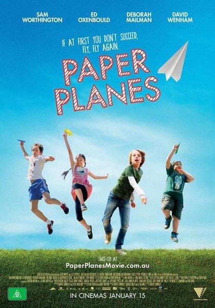 纸飞机(paper planes )