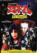 Zora the Vampire 海报