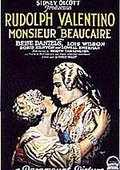 Monsieur Beaucaire 海报