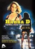Hanna D. - La ragazza del Vondel Park 海报