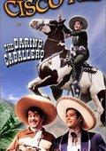 The Daring Caballero 海报