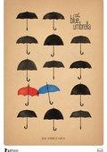 蓝雨伞之恋 海报