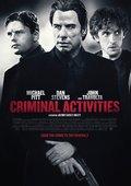 犯罪活动 海报