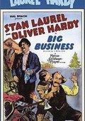 Big Business 海报