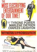 控方证人 海报