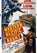 Western Pacific Agent 海报