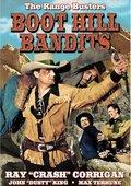 Boot Hill Bandits 海报