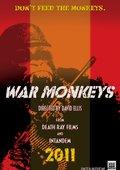 War Monkeys 海报