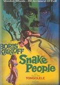 Isle of the Snake People 海报