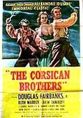 The Corsican Brothers 海报