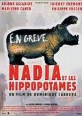 Nadia et les hippopotames 海报