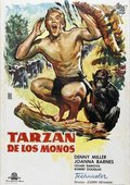 Tarzan, the Ape Man 海报
