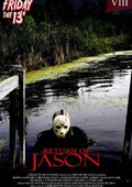 Friday the 13th: Return of Jason 海报