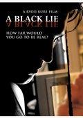 A Black Lie 海报