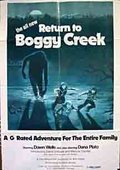 Return to Boggy Creek 海报